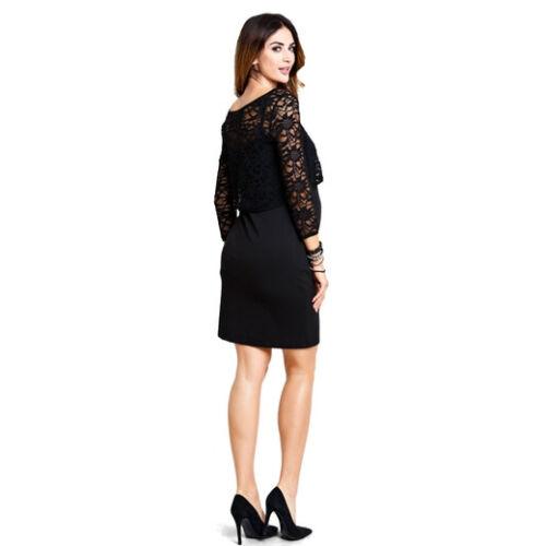 MIX&MATCH Basic fekete ruha