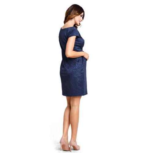 Woodrose sötétkék ruha