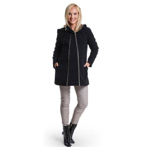 Casmiro fekete kabát