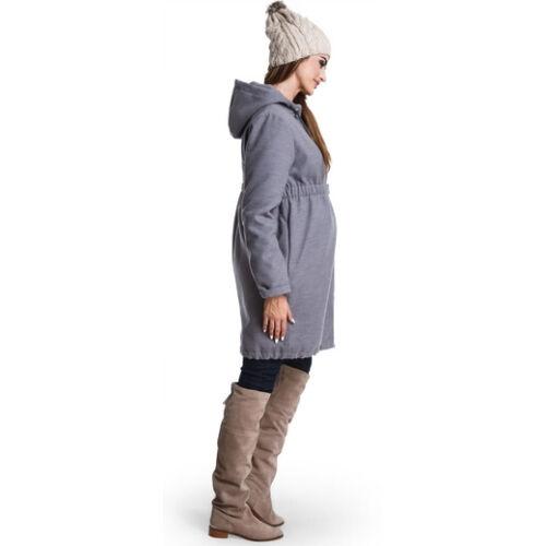 Mummy szürke kabát