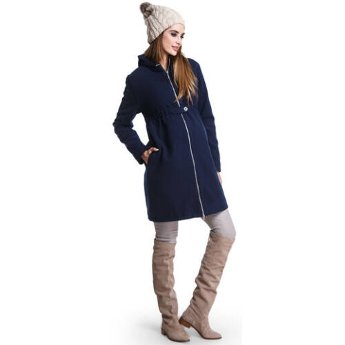 Mummy kék kabát
