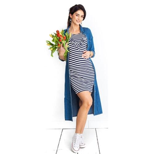 Lalla marine kék ruha