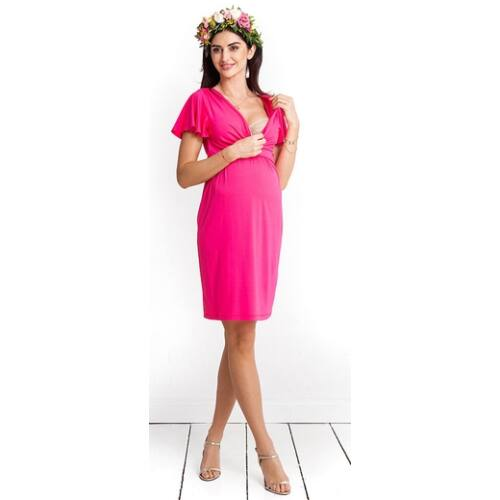 Mummy pink ruha