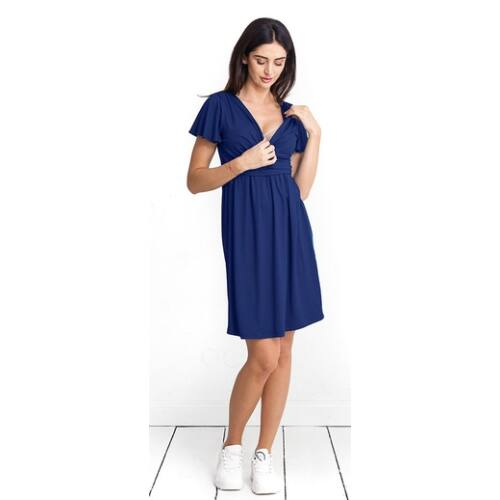 Mummy kék ruha