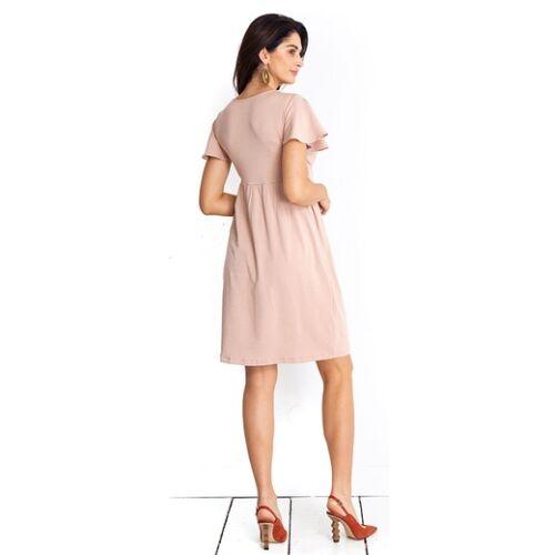 Mummy rózsaszín ruha
