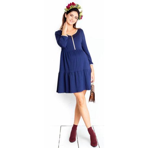 Paris kék ruha