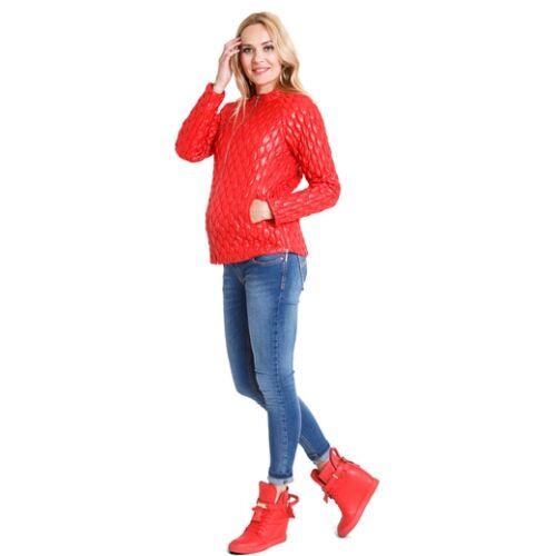 Alpina piros kabát
