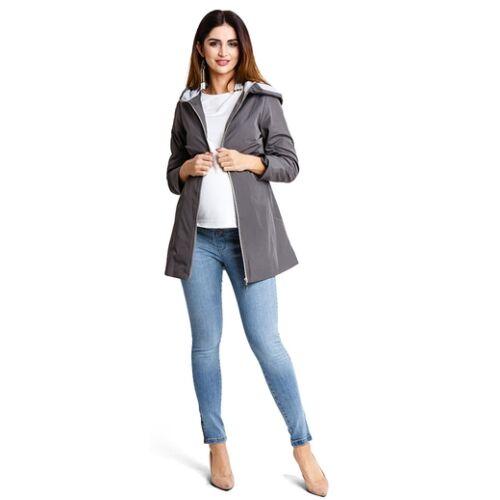 Multi khaki kabát
