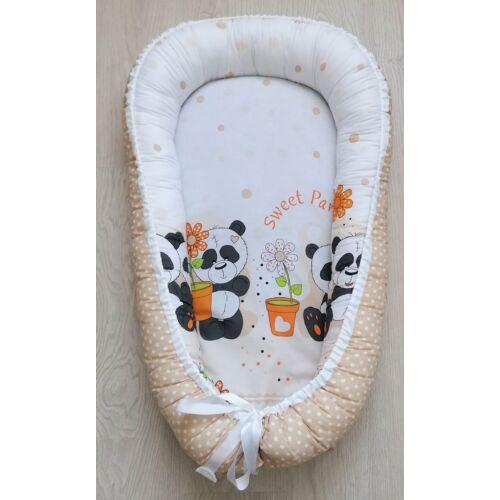 Babafészek Édi Panda bézs