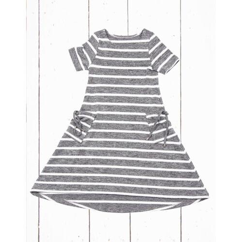 Electric summer ruha rövid ujjal