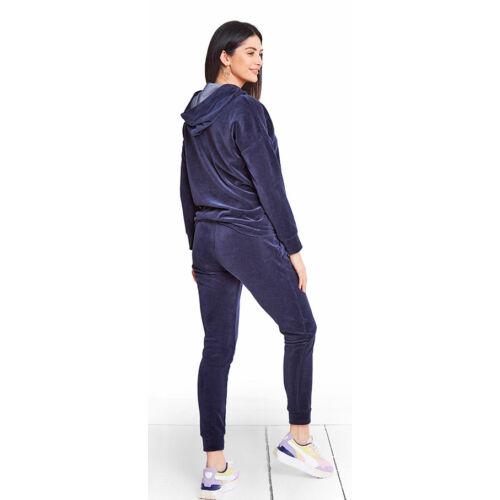 Velvet kék pulóver