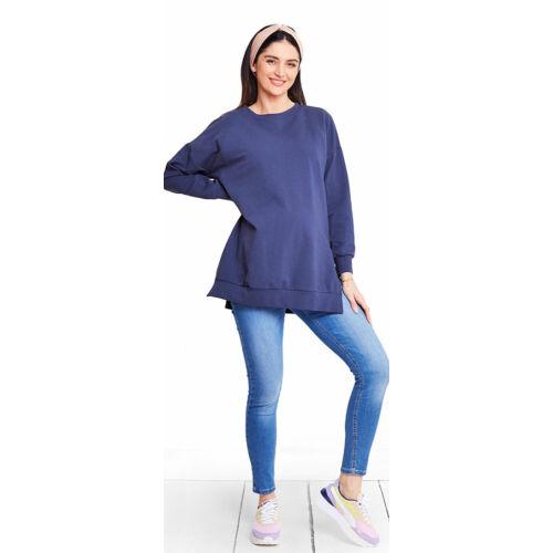Love kék pulóver