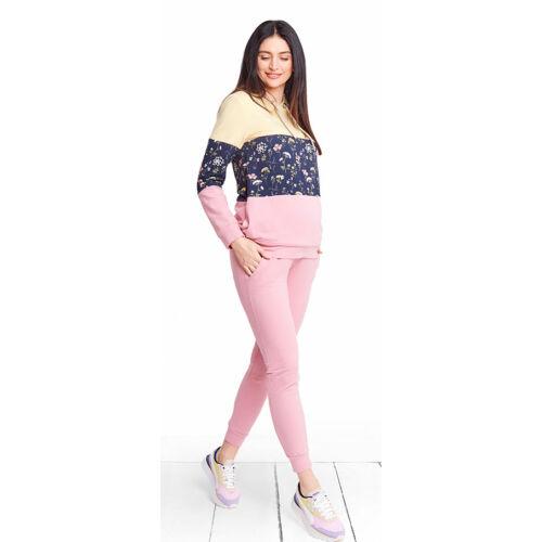 Pastel summer pulóver