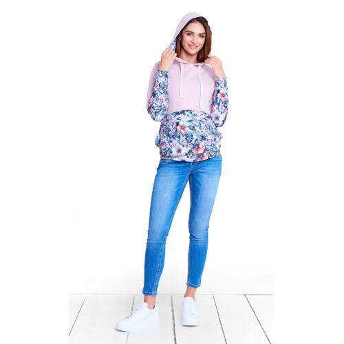 Flowerbomb pulóver