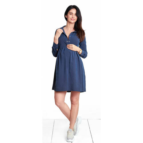 Safari kék ruha