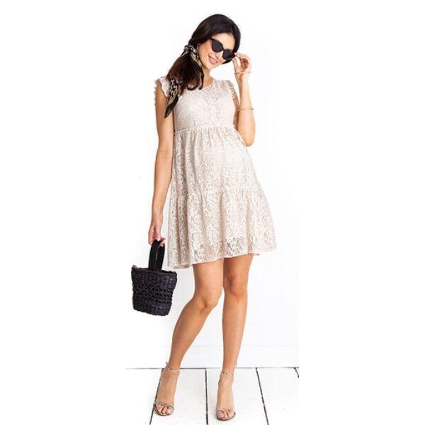 8b391e6828 Monique bézs ruha