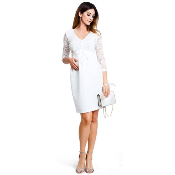 Vogue krém ruha