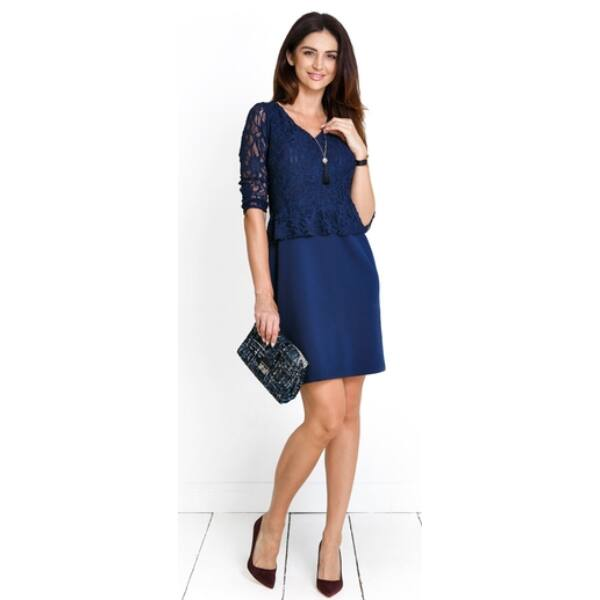 Bella kék ruha