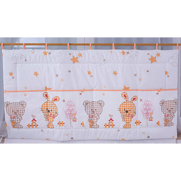 0aa386049a Trixi narancs - Babaágynemű családok - Happymumshop -Igényes ...