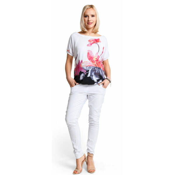Candy fehér nadrág