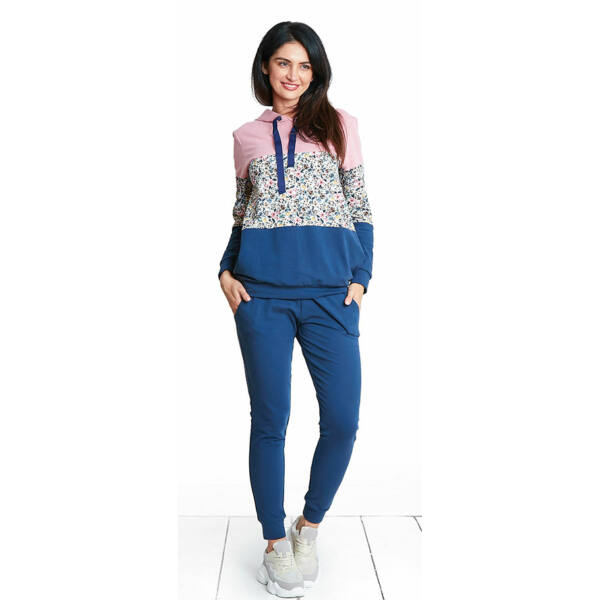 Girl gang kék nadrág