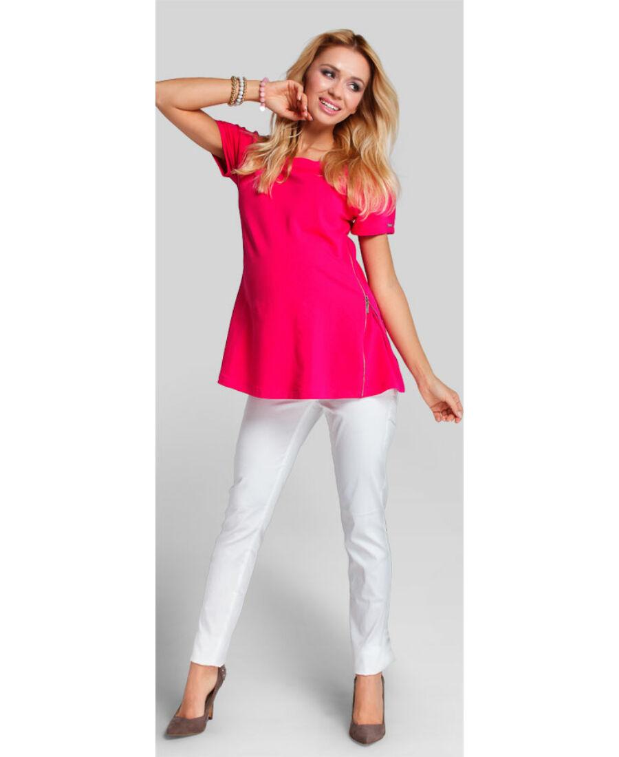 03f63f7745 Sugar póló fukszia színben - Kismama póló