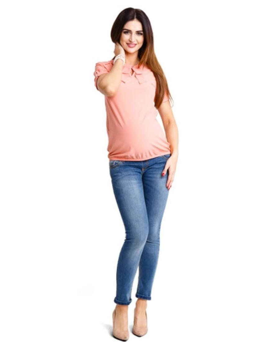 Chic tavaszi felső - Kismama póló ac9f843a4c
