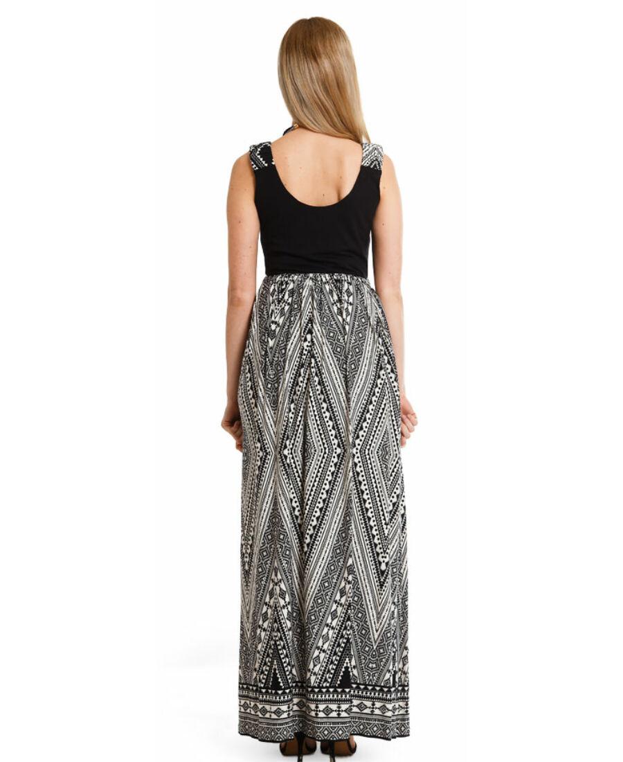 b18587ac2f Olimpia hosszú ruha - Kismama hétköznapi viselet